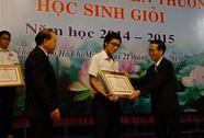 TP HCM: Tuyên dương, khen thưởng gần 4.000 học sinh giỏi