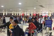 Hơn 7.600 chuyến bay đi và đến trong dịp Tết