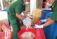 Sản xuất bì từ da heo bẩn