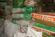 Chủ hàng xin tiêu hủy hơn 6 tấn phụ phẩm