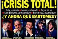 Barca ra tối hậu thư cho Enrique
