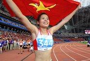Chạy thẳng đến Olympic