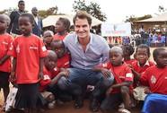 Federer: Ngôi sao làm từ thiện
