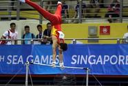 Thể dục dụng cụ Việt Nam thống trị Đông Nam Á