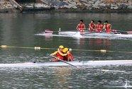 Rowing Việt Nam vượt gấp đôi chỉ tiêu