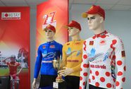 Cúp Truyền hình TP HCM 2015 đua xuyên Việt