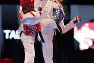 Vượt qua trọng tài, taekwondo Việt Nam có 3 HCV