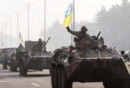"""Mỹ giúp Ukraine, """"khiêu khích"""" Nga"""