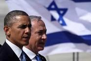 """Mỹ dọa """"bỏ rơi"""" Israel"""