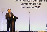 Tăng cường liên kết bền vững Á - Phi