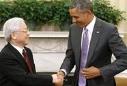 Kỷ nguyên mới quan hệ Việt - Mỹ