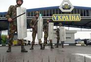 Ukraine quyết xây tường ngăn xe tăng Nga