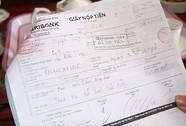 Vụ bắt hai nghi can hối lộ thanh tra giao thông: Số tiền theo chứng từ là nhỏ