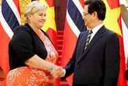 Việt Nam - Na Uy tăng cường hợp tác trên nhiều lĩnh vực
