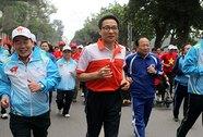 3-4 triệu người tham gia chạy bộ Ngày chạy Olympic