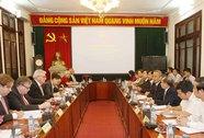 Mong muốn hợp tác về lao động với Việt Nam