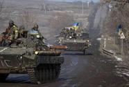 Lực lượng Ukraine và phe ly khai giao tranh ác liệt
