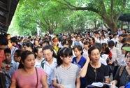 ĐHQG Hà Nội: Hơn 30.000 thí sinh đạt điểm xét tuyển