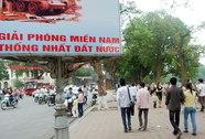 Xử lý 22 người gây rối tại bờ hồ Hoàn Kiếm