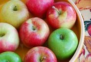 Bài học từ... táo Mỹ