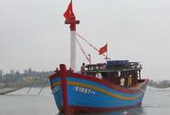 Bàn giao tàu theo Nghị định 67 cho ngư dân