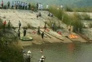Trung Quốc: Cứu con, cả nhà chết đuối