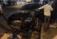 Tai nạn ở sân bay Tân Sơn Nhất, 11 người bị thương