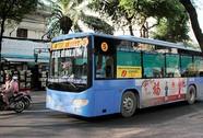 Quảng cáo trên xe buýt: Làm nhanh kẻo phí!