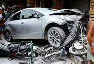 Một ngày 4 vụ tai nạn, 25 người thương vong