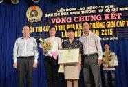 LĐLĐ quận Bình Thạnh, TP HCM đoạt giải nhất