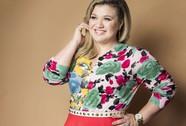 Kelly Clarkson khôn ngoan đáp trả chỉ trích về cân nặng