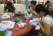 Nhiều hoạt động chăm lo nữ CNVC-LĐ