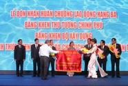 SAWACO nhận Huân chương Lao động hạng ba