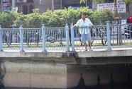 TP HCM: Dẹp tình trạng câu cá ở 2 dòng kênh