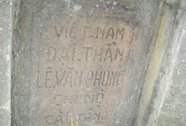 Dựng gia phả, giải tỏa khúc mắc lịch sử: Tìm mộ Đại thần Lê Văn Phong