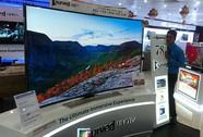 Cuộc đua giảm giá tivi màn hình cong
