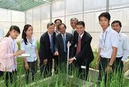 Hợp tác phát triển chương trình học tập nông nghiệp