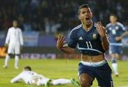 Vắng Suarez, Uruguay trắng tay trước Argentina