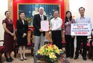 VWS ủng hộ ngư dân Lý Sơn 100 triệu đồng