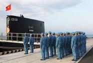 Năm mới kể chuyện lính tàu ngầm Kilo 636 rèn sức khỏe