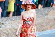 Áo dài Việt thành...áo dài Trung Quốc!