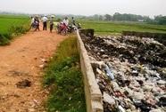 Chân người phát hiện ở bãi rác là của nạn nhân tai nạn giao thông