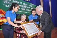 Tặng, truy tặng 63 danh hiệu Mẹ Việt Nam anh hùng