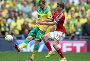 Thắng trận cầu 130 triệu bảng, Norwich City trở lại giải Ngoại hạng