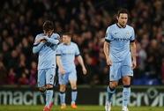 Thua sốc Crystal Palace, Man City chính thức mất ngôi