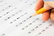 Hệ thống bài thi, đánh giá kiểm tra còn lạc hậu
