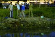 """Nổ dưới chân cầu Sài Gòn, một """"cần thủ"""" bị phỏng nặng"""