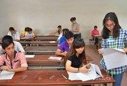 Đáp án môn Anh văn, toán - Kỳ thi thử THPT Quốc gia