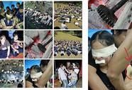 Nghi lễ kinh hoàng tại trường học Thái Lan