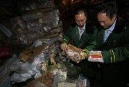 Trung Quốc rúng động vì thịt bẩn